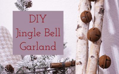 DIY Jingle Bell Garland