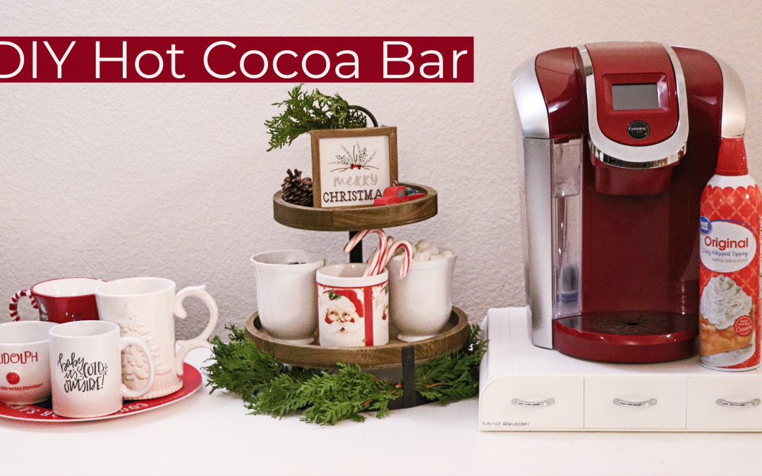 DIY Hot Cocoa Bar