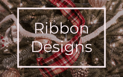 DIY Ribbon Designs for Your Tree