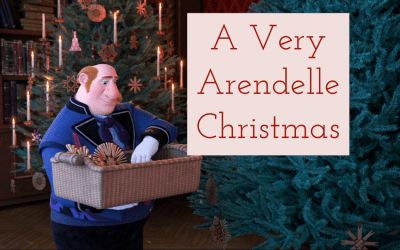 A Very Arendelle Christmas